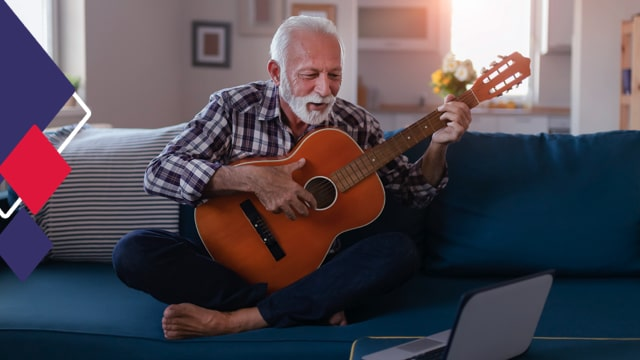 Aproveitar a aposentadoria Losango