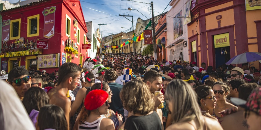 Faça um empréstimo e viaje no carnaval